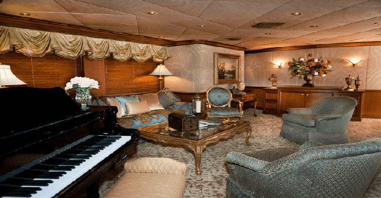 Lady M Quot The Wolf Of Wall Street Quot Luxury Yacht