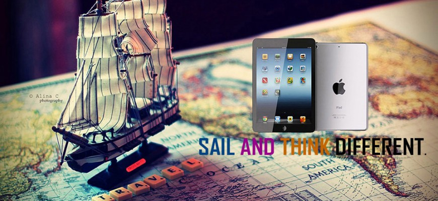 Top 5 iPad/iOS Sailing Apps | Sail and Think Different