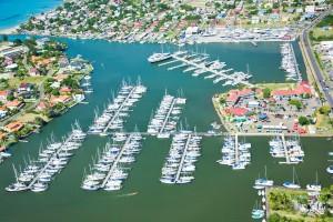 marina rodney bay