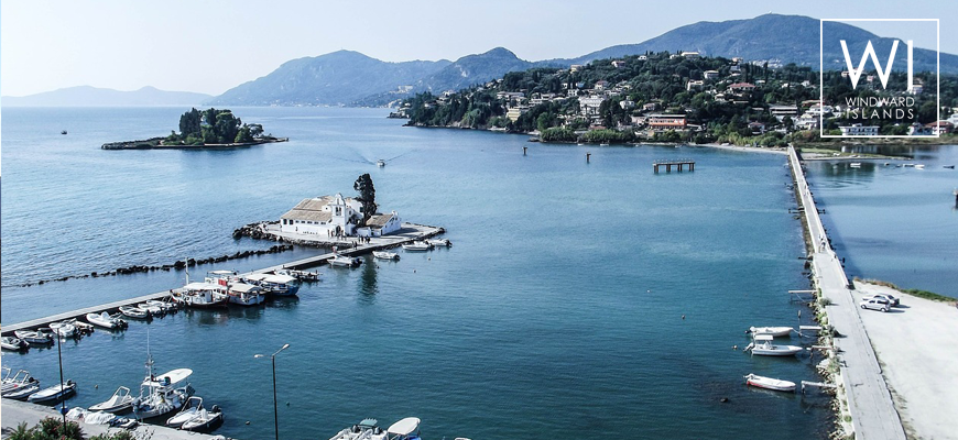 Corfu Yacht Charter Windward-Islands