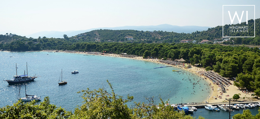 Skiathos Yacht Charter Windward-Islands