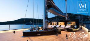 Luxury Sailing Yacht Rox Star Windward Islands Flash News 3