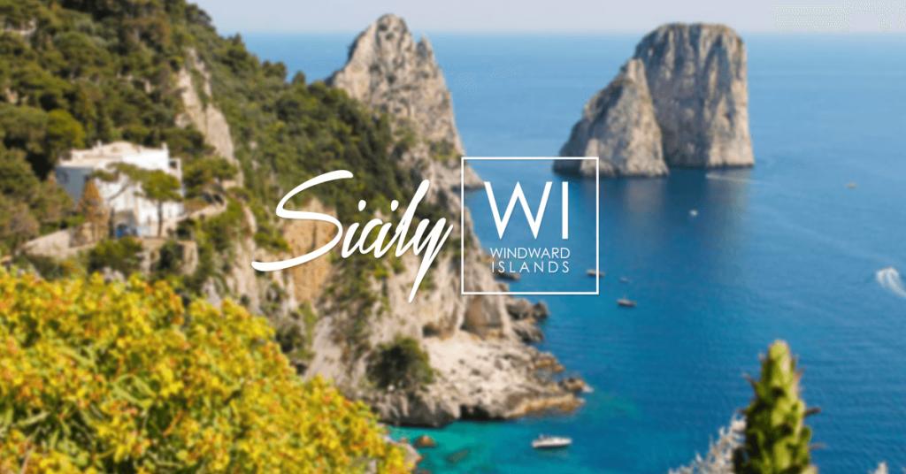 Sicily Mediterranean Luxury yacht