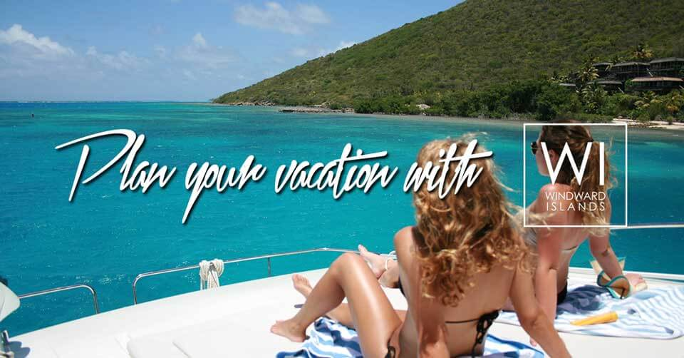 Plan your vacation with Windward-Islands