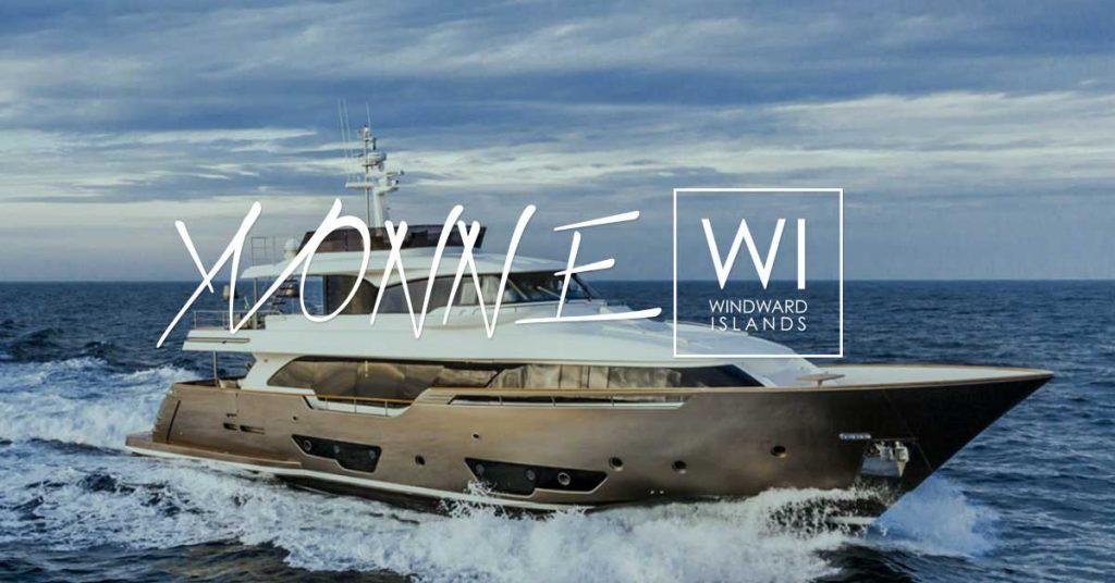 YVONNE-yacht