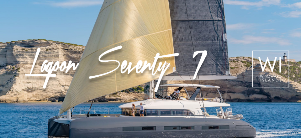 The Ultimate Catamaran for your next Private Yacht Charter Experience