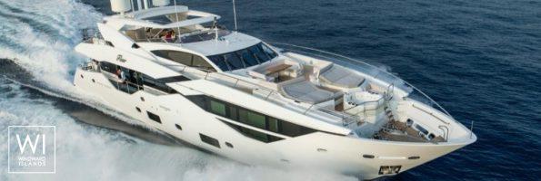 FLEUR luxury yacht Sunseeker