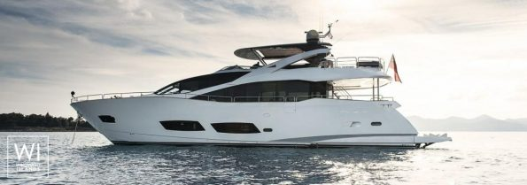 In All Fairness by Sunseeker to charter in Italy