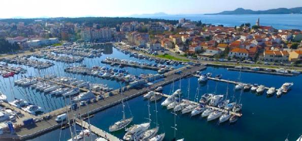marina kornati, croatia