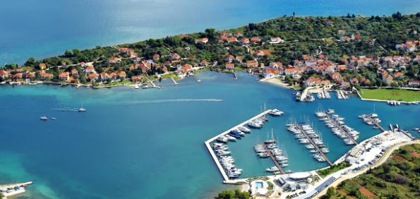 Olive Island Marina, Croatia