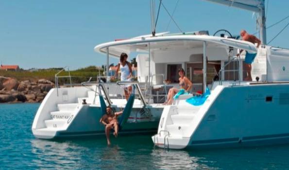 caribbean bareboat charter