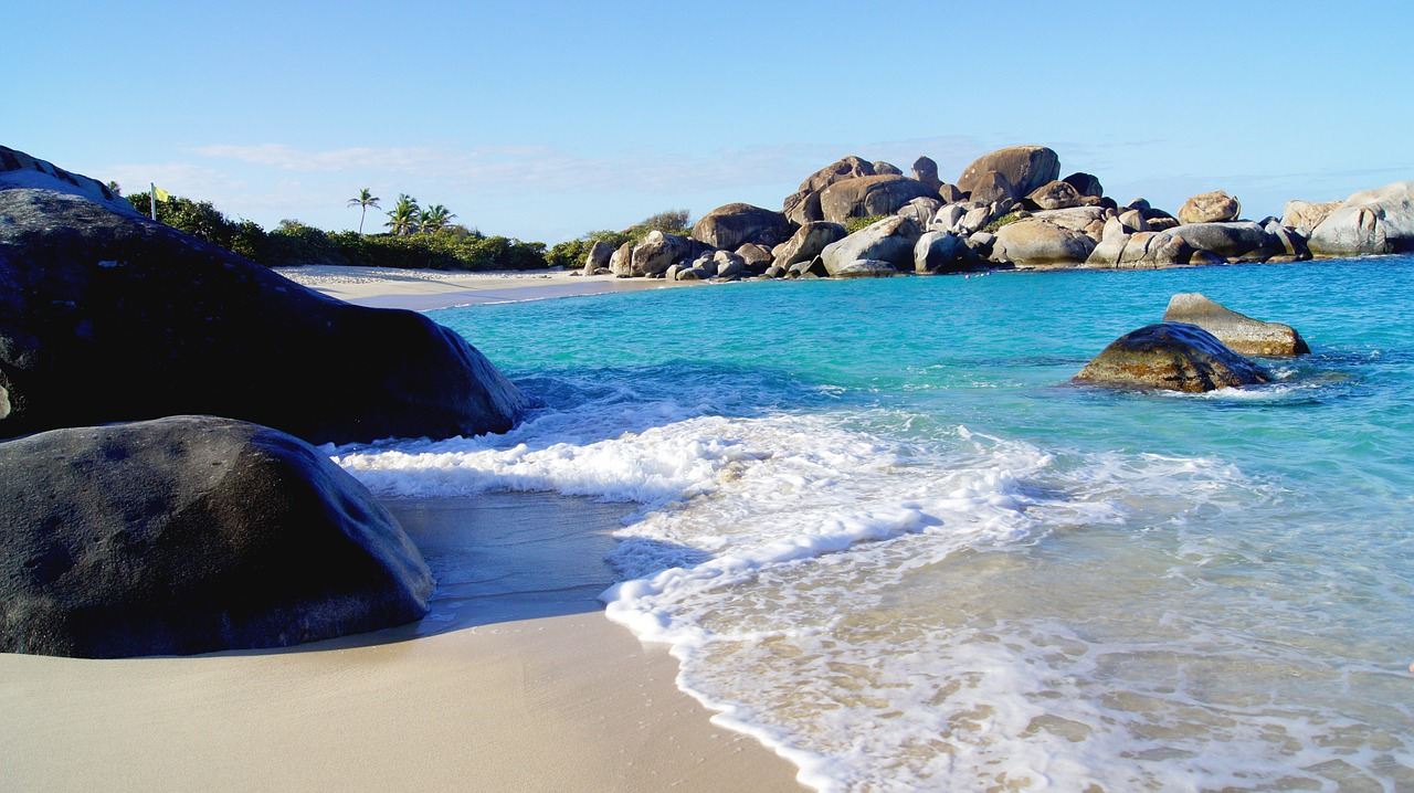 Devils Bay British Virgin Islands Vacation