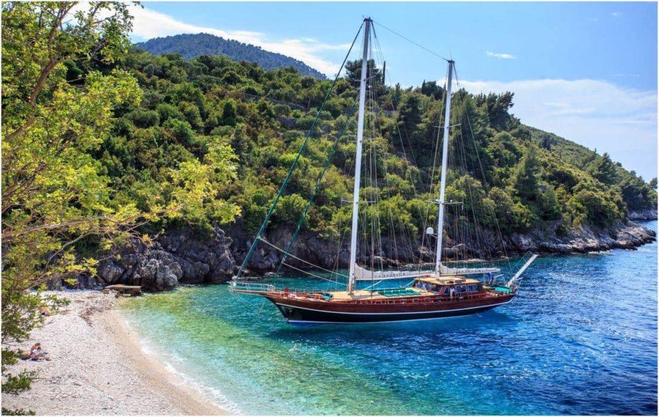 Location bateau Dalmatie