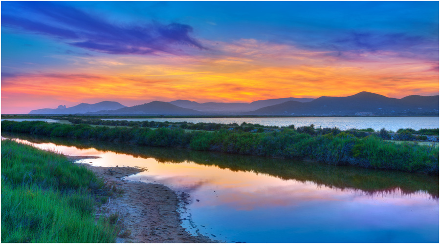 le parc naturel de Ses Salines
