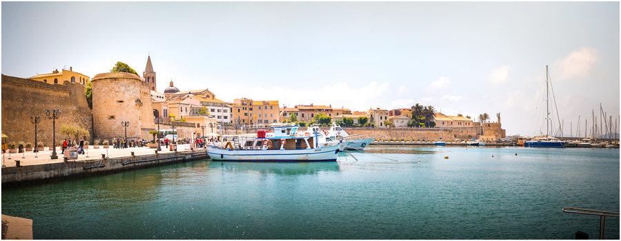 Alghero, location bateau Sardaigne
