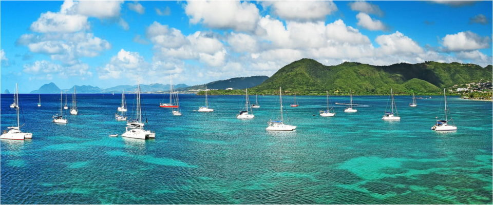 Location bateau Martinique, activités à faire