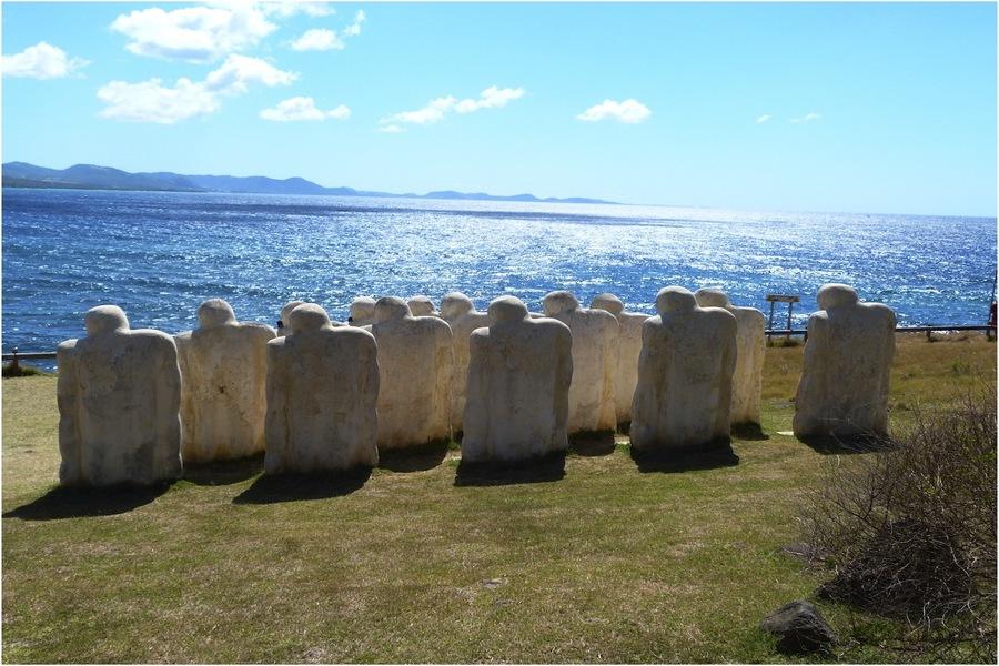 Mémorial de l'Anse Caffard, Martinique
