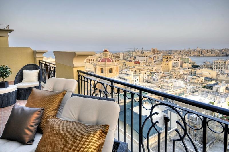 luxury hotel Malta