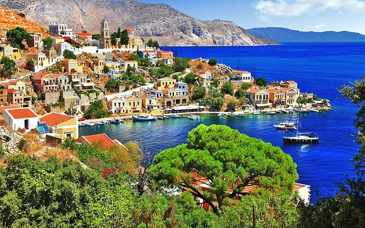 Rhodes-Greece-yachting-Greek-Islands-Symi-Island-Group-Of-Dodecanese