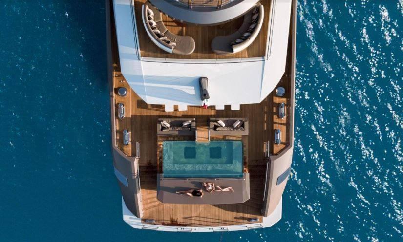 Luxury yacht cost