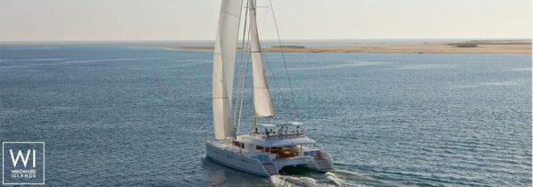 Bareboat Catamaran charter