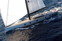 Sharlou is available for your sailing adventures in Ibiza