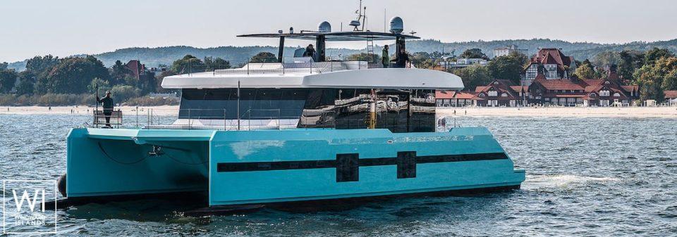 Sunreef Catamaran Supreme 68Christina Too Charter