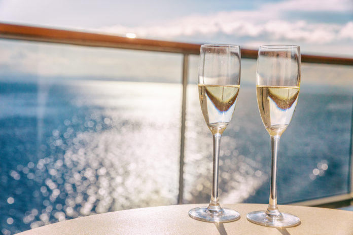 Party on a yacht rental