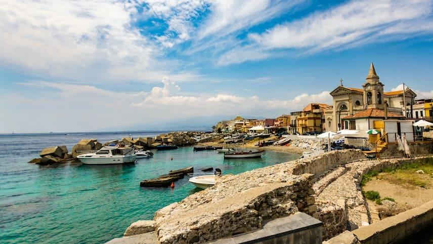 Luca N Torre Faro Messina Italy  Sicily