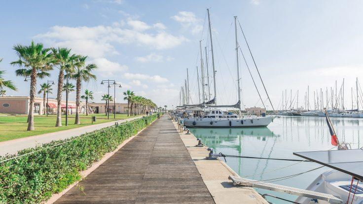 Marina Di Cala Del Sole Sicily