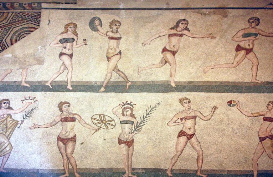 bikini  Sicily