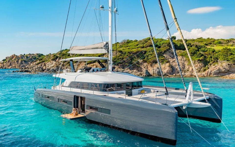 Lagoon SEVENTY 7 Windward Islands Yacht Charter