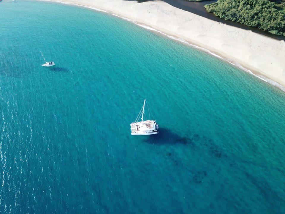 Lagoon 560 for charter