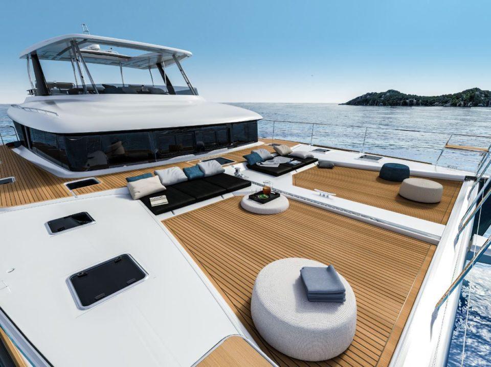 Lagoon 630 charter Greece
