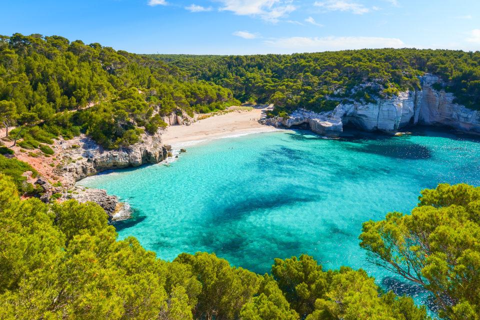 luxury yacht vacations in the balearics menorca