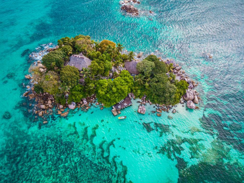 luxury yacht vacations in praslin seychelles