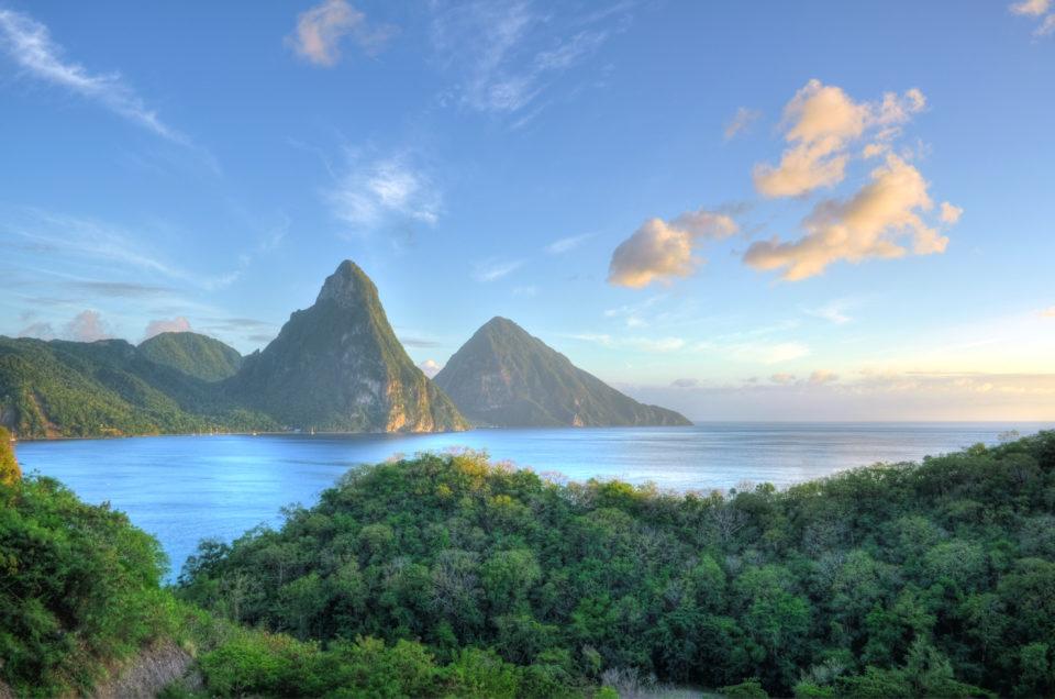 saint lucia the ultimate caribbean destination