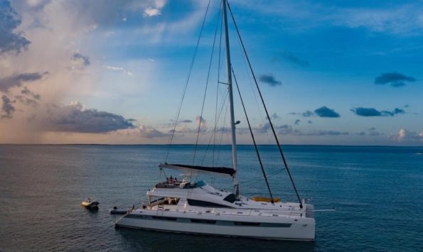 Catamaran PRIVILEGE 745 for sale - CAPTIVA
