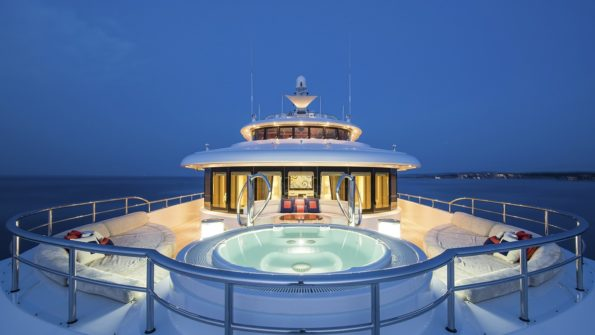 How Much does it Cost to Charter a Luxury Yacht?