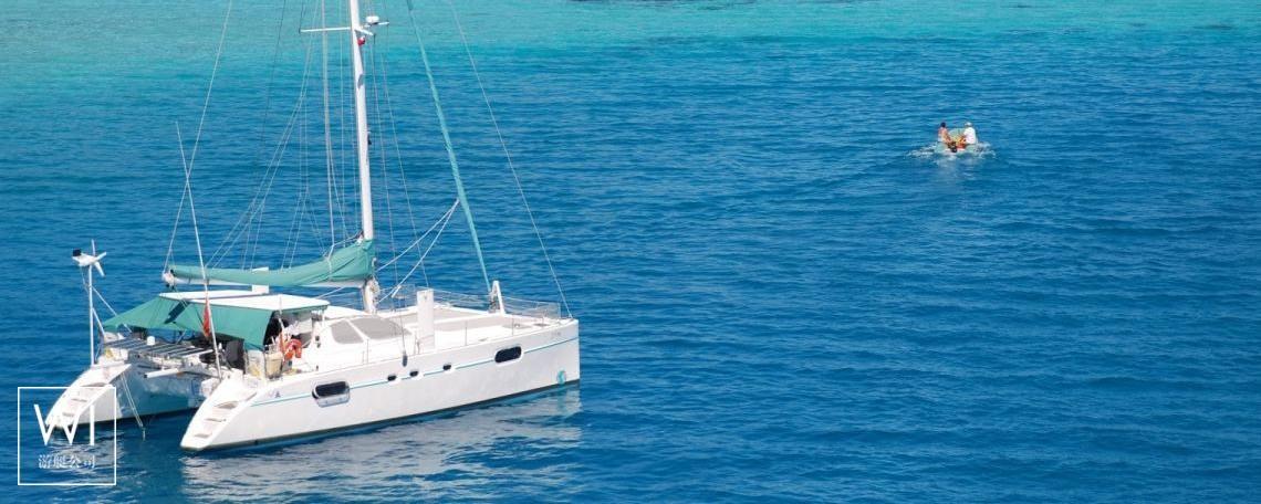 Catana 471 Catana Catamaran Exterior 1