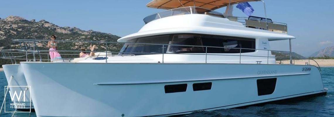 Queensland 55 Fountaine Pajot Exterior 1