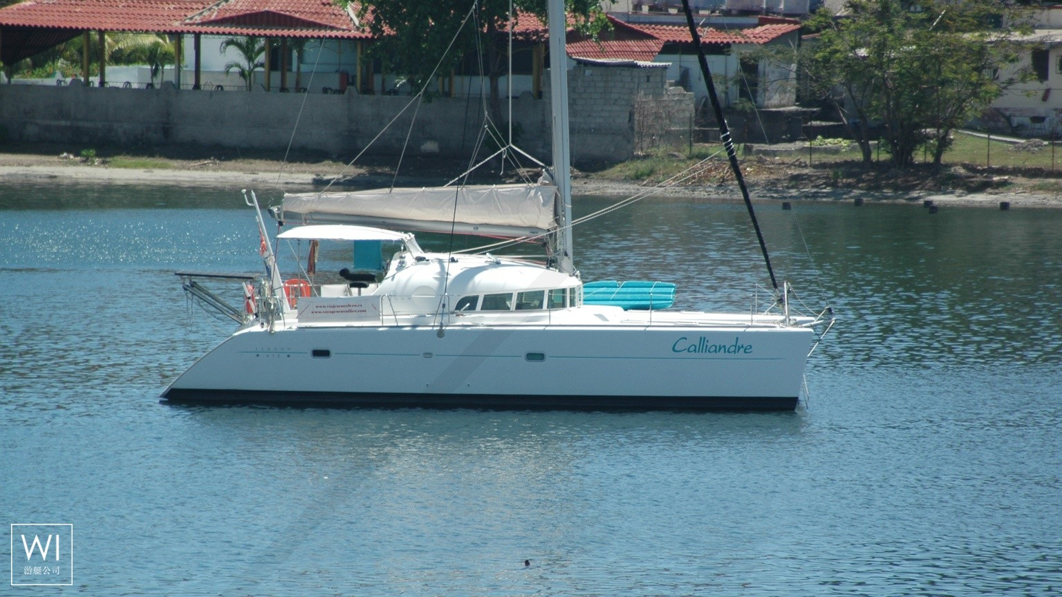 贝岛 - Lone Star Custom Catamaran 85