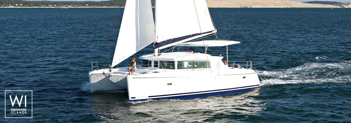 Hawaii - Tiara Alloy Yachts Sloop 54M