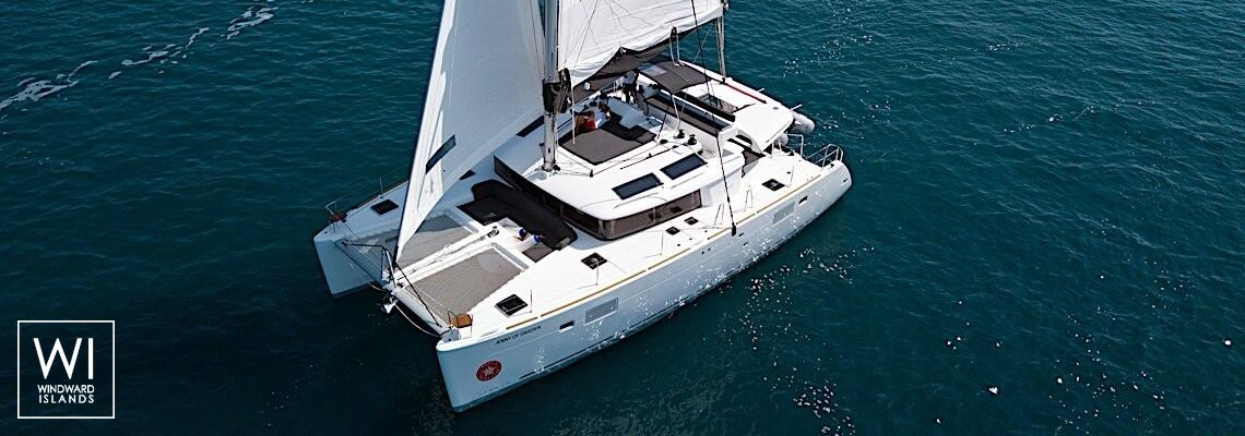 Lagoon 450 Owners Version Exterior 1