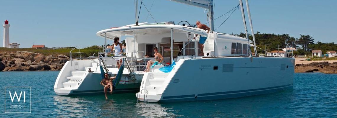 Lagoon 450 Lagoon Catamaran Exterior 1