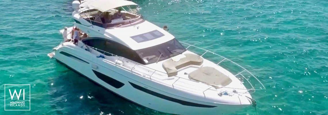 Princess P 65Princess Yachts