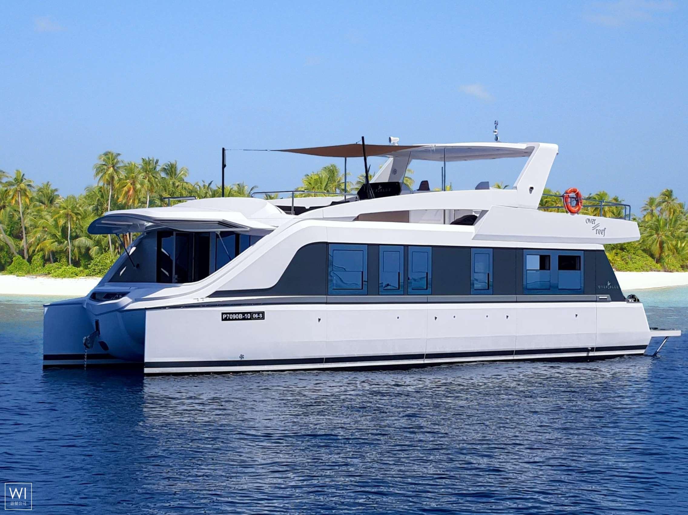 OVER REEF Custom Catamaran 54'