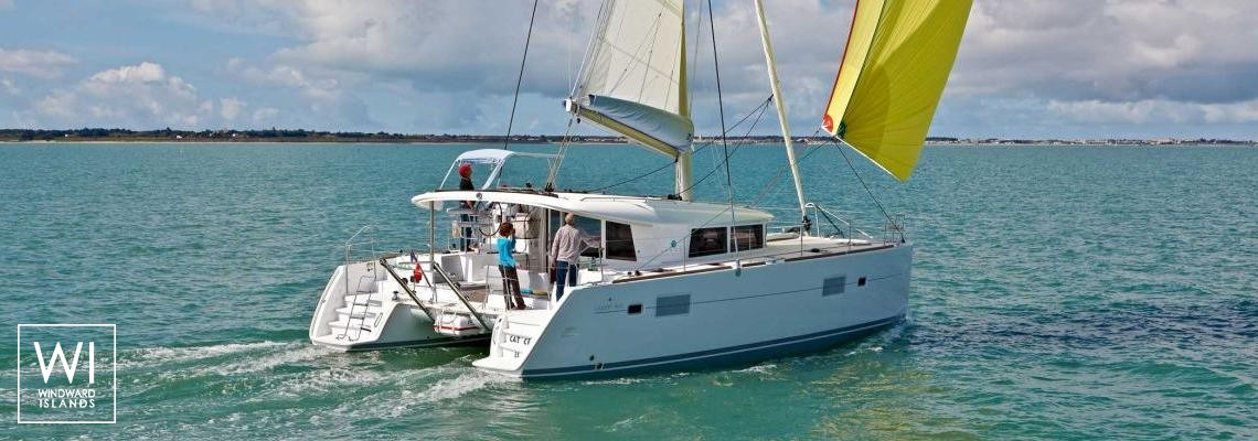 Whitsundays - Tiara Alloy Yachts Sloop 54M