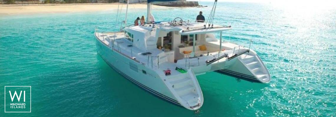 Lagoon 400 S2 with Watermaker Exterior 1