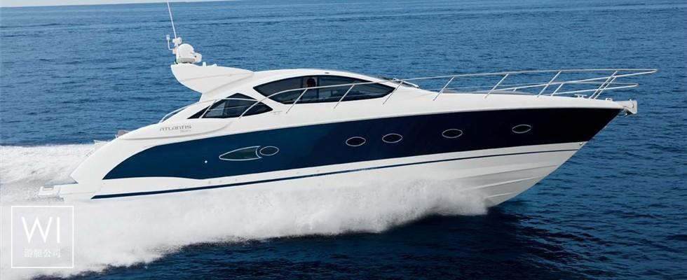Atlantis 50 Azimut Yachts Exterior 1
